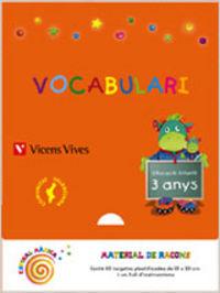 Vocabulario 1 ei 3-4 anys valencia espiral magica