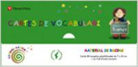 Espiral magica 1 cartes vocabulari 3 anys 10 valen