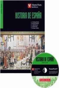 Historia hispania c.leon ed.10 2bach