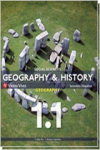 Geography history 1ºeso mec 1.1/1.2/1.3+cd 12