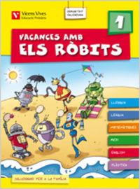 Vacances amb els robits 1+ solucionari valencia