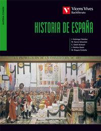 Historia de españa + canarias