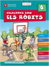 Vacacions amb els robits 4 balears.llibre alumne+solucionari