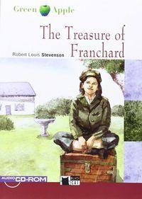 Treasure of franchard+cd step 1 a2