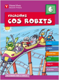 Vacacions cos robits 6. libro do alumno+solucionario
