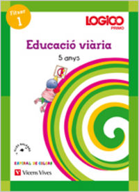 Espiral colors logico primo p-5 educacio viaria