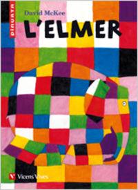 Elmer. material auxiliar. educacio primaria