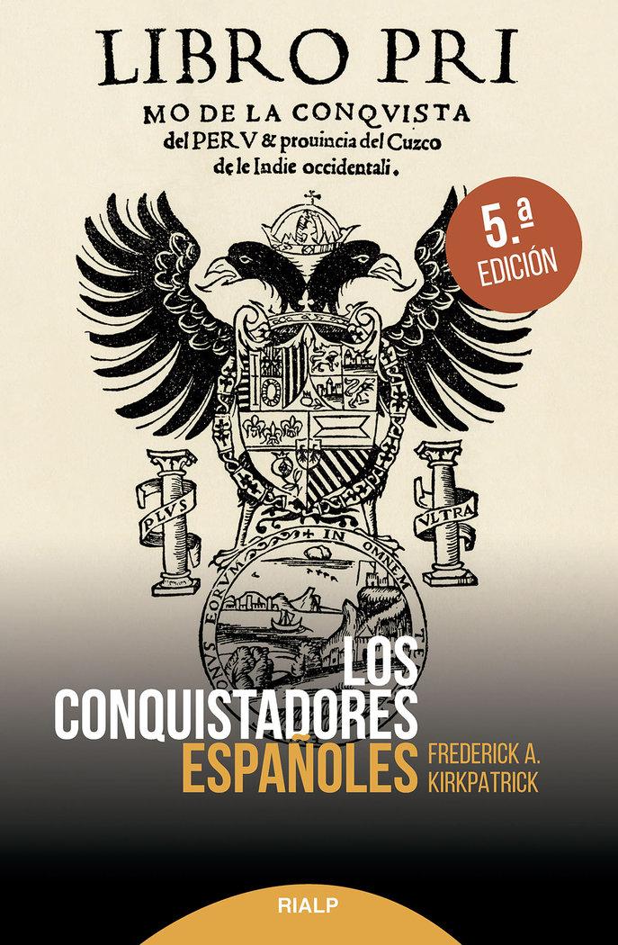 Conquistadores españoles,los