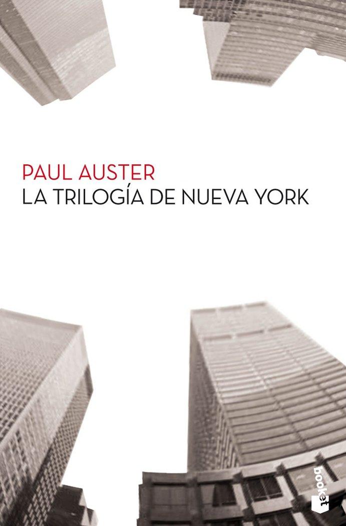 Trilogia de nueva york,la
