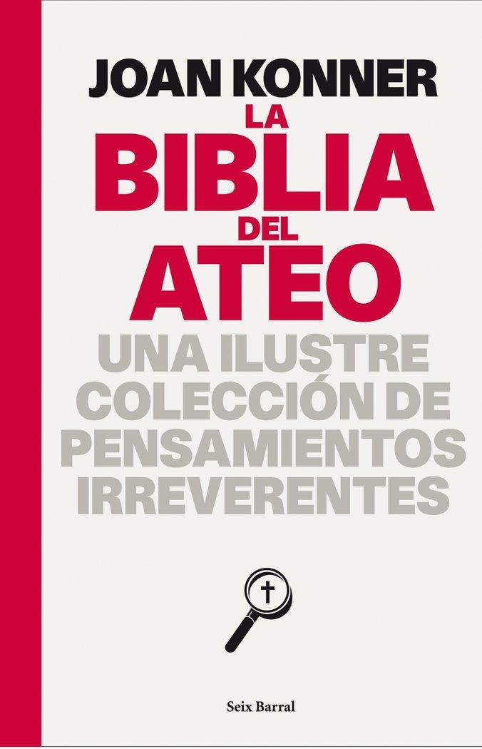 Biblia del ateo, la