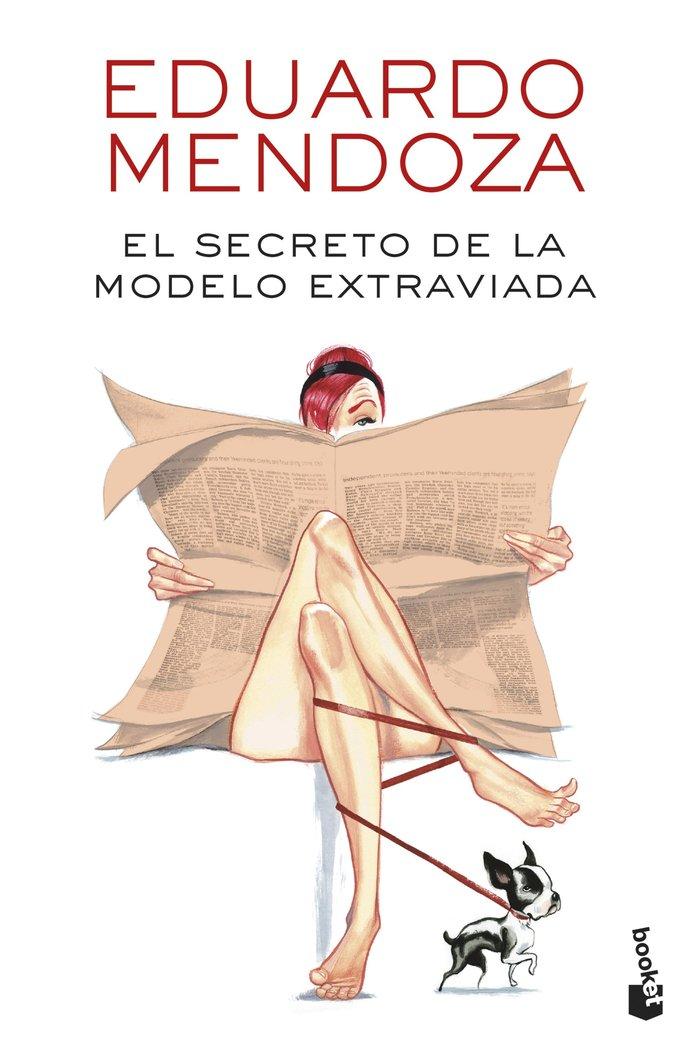 Secreto de la modelo extraviada
