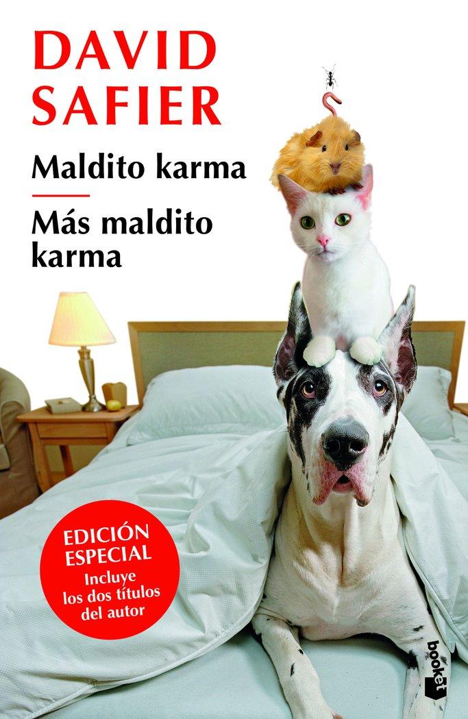 Maldito karma + mas maldito karma (t)