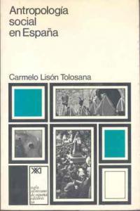 Antropologia social en espa\a
