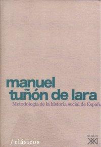 Metodologia de la historia social de espaÑa