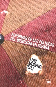 Reformas de las politicas del bienestar en españa