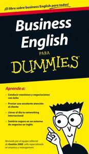 Business english 1 para dummies