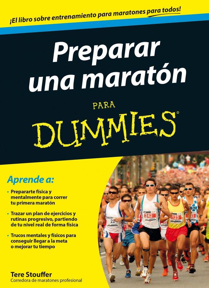 Preparar una maraton para dummies