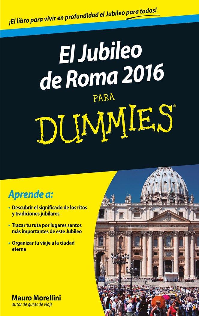 Jubileo de roma 2016 para dummies