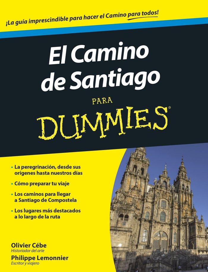 Camino de santiago para dummies,el