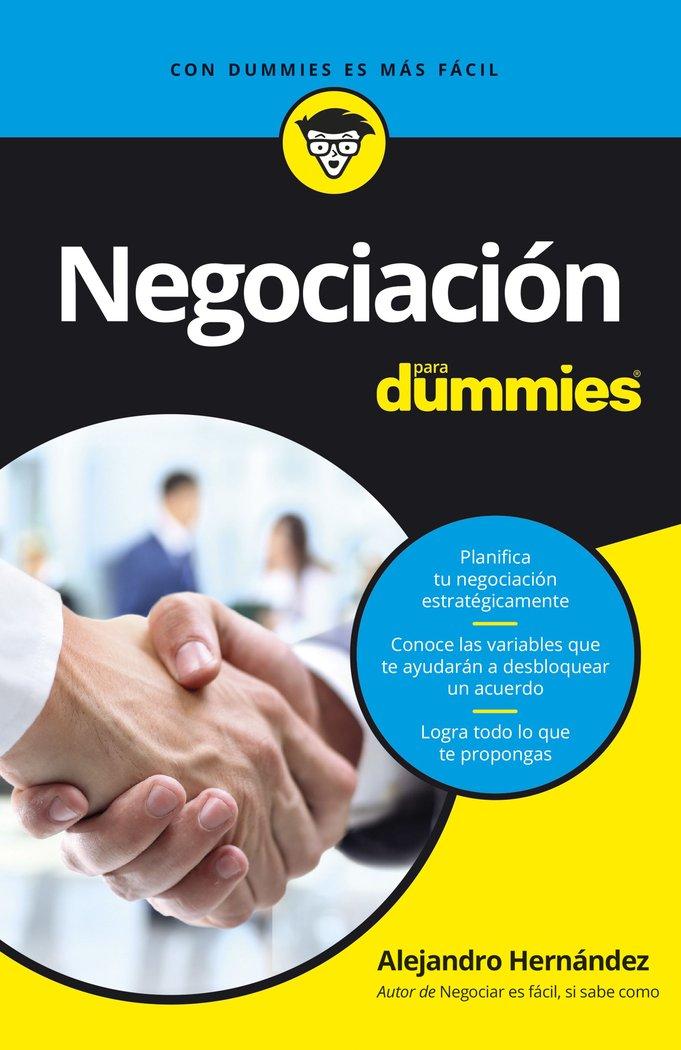 Negociacion para dummies