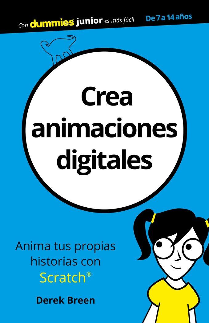 Crea animaciones digitales