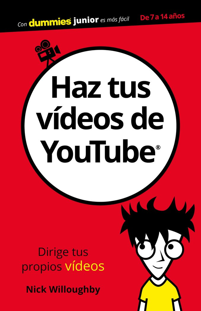 Haz tus videos de youtube