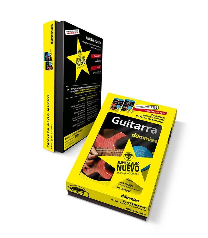 Pack aprender a tocar la guitarra #empiezatureto