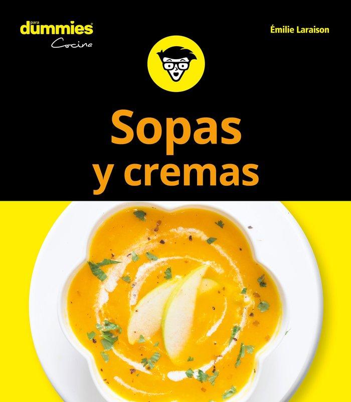 Sopas y cremas para dummies (t)