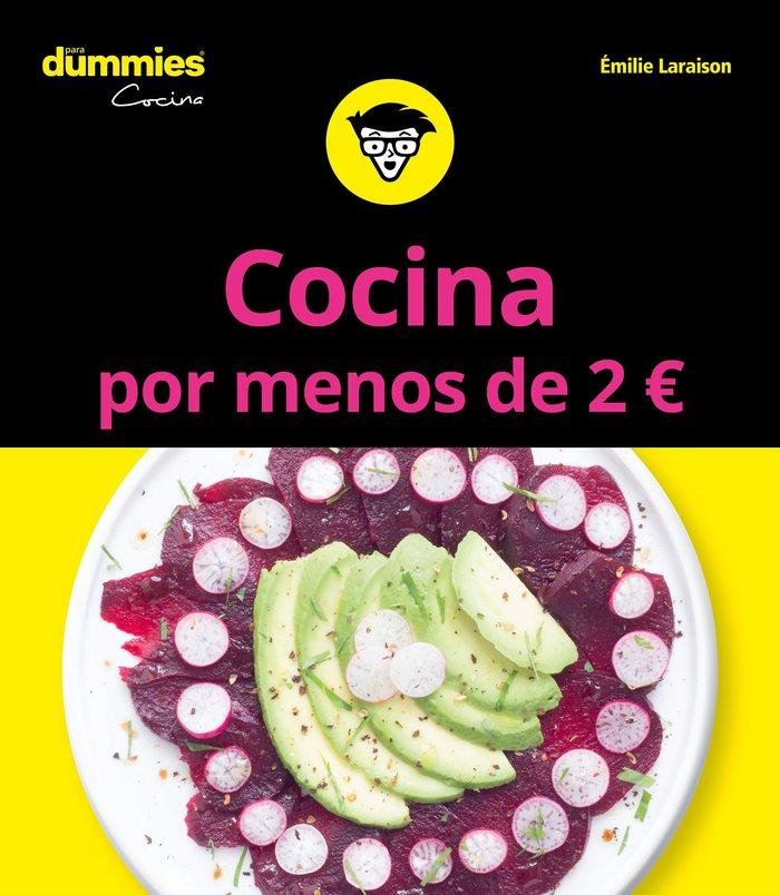 Cocinar por menos de 2 euros para dummies (t)