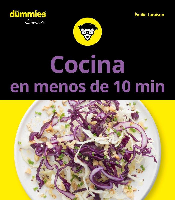 Cocinar en menos de 10 minutos para dummies (t)