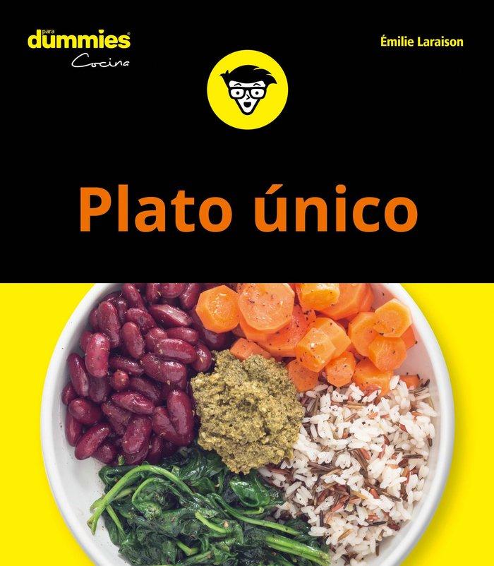 Plato unico para dummies
