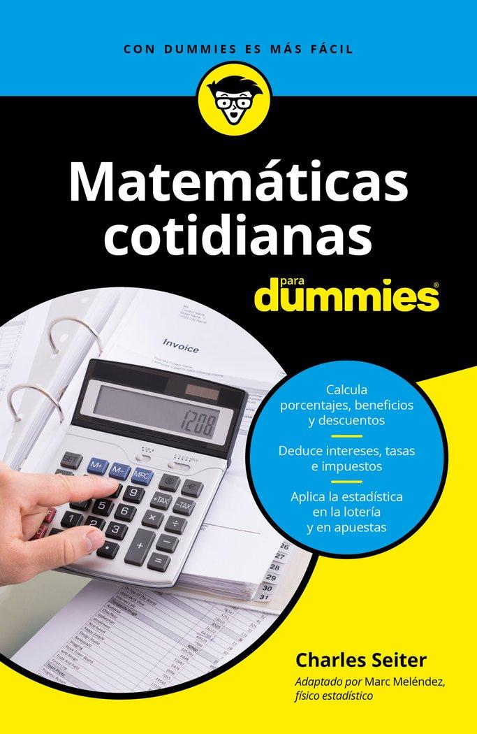 Matematicas cotidianas para dummies