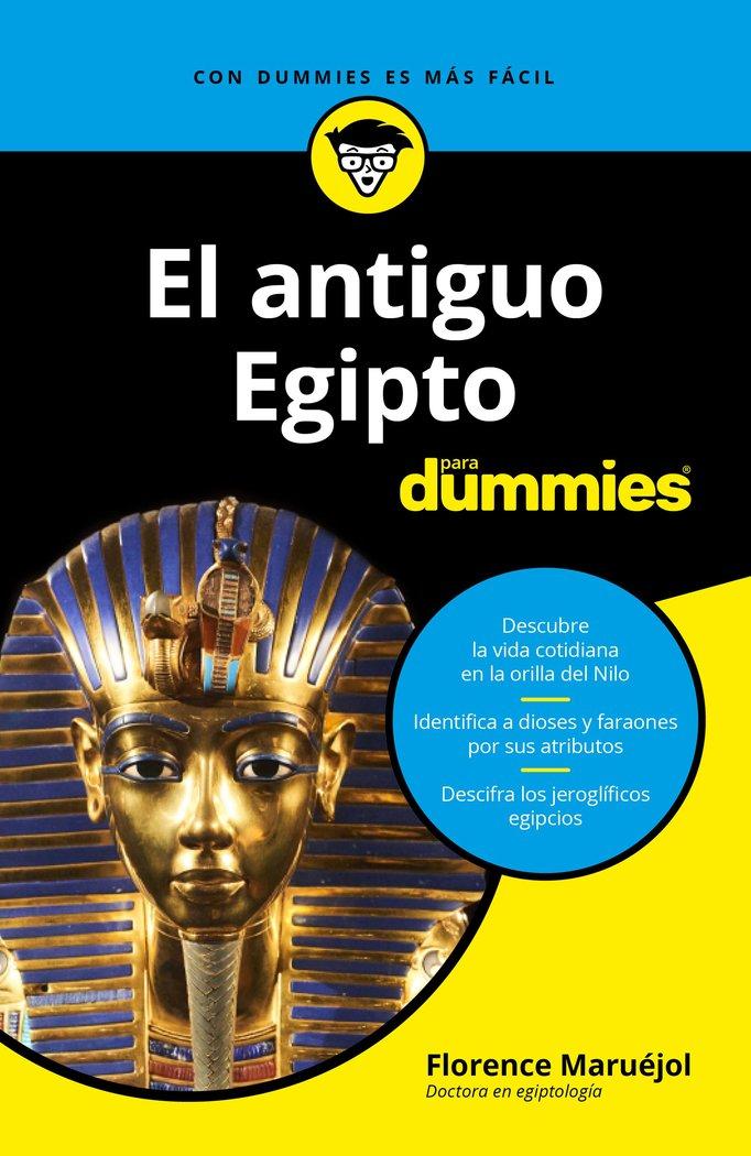 Antiguo egipto para dummies,el