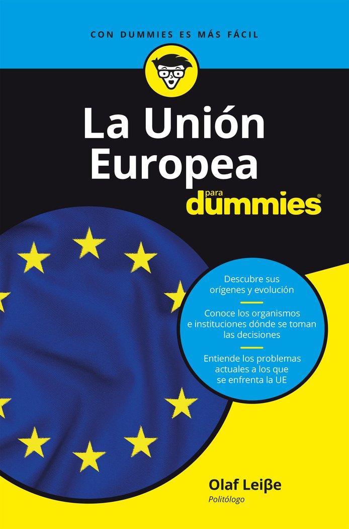 Union europea para dummies,la