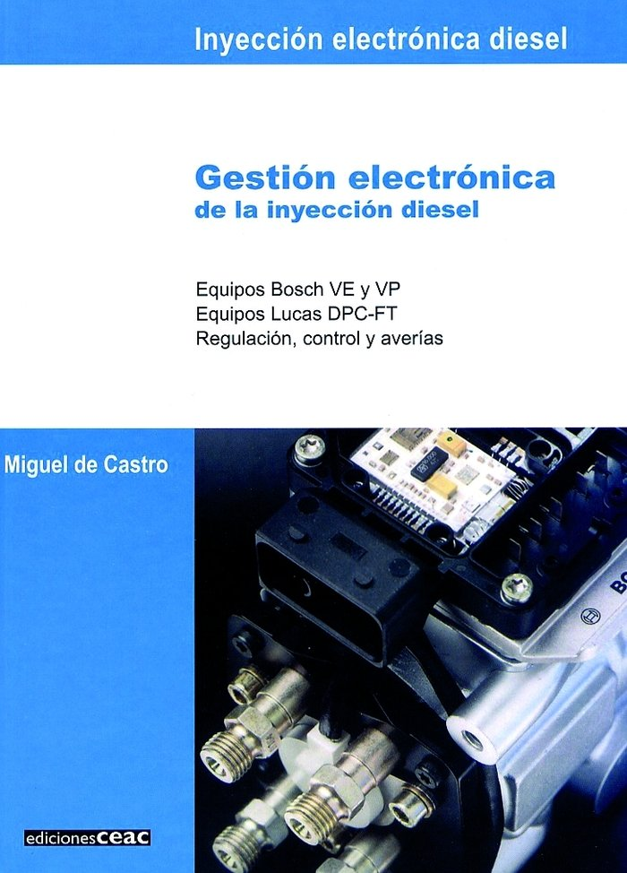 Gestion electronica inyeccion diesel ceac