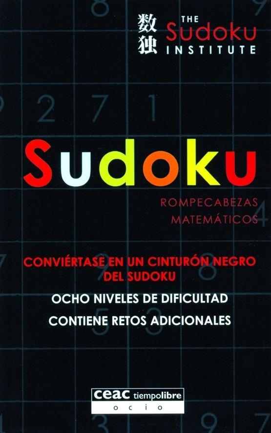 Sudoku rompecabezas matematico