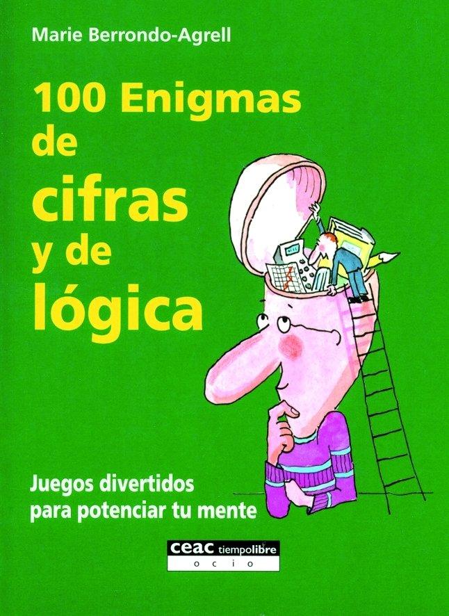 100 enigmas de cifras y de logica