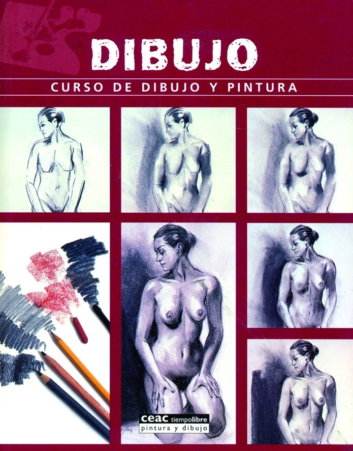 Dibujo curso de dibujo y pintura