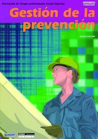 Gestion de la prevencion