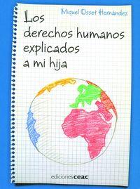 Derechos humanos explicados a mi hija,los