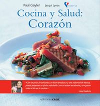 Cocina y salud. corazon