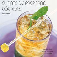 Arte de preparar cocteles,el