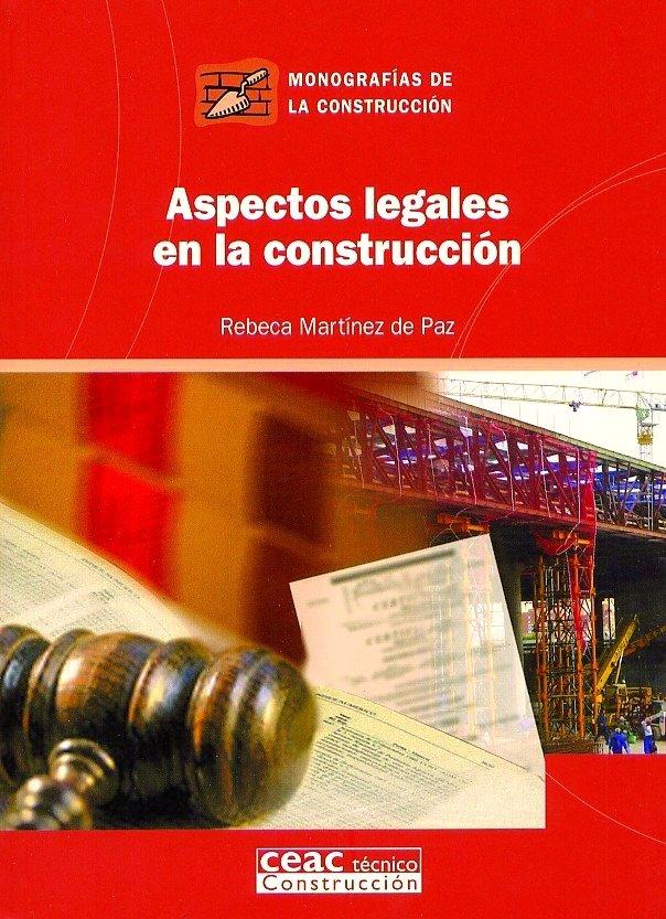 Aspectos legales en la construccion