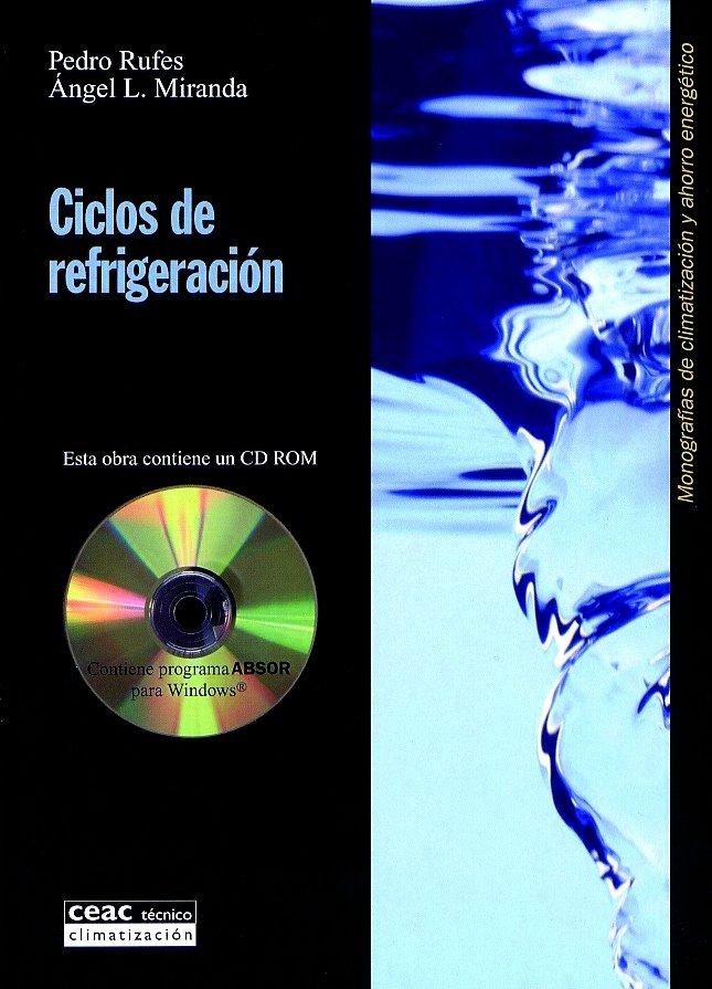 Ciclos de refrigeracion+cd-rom