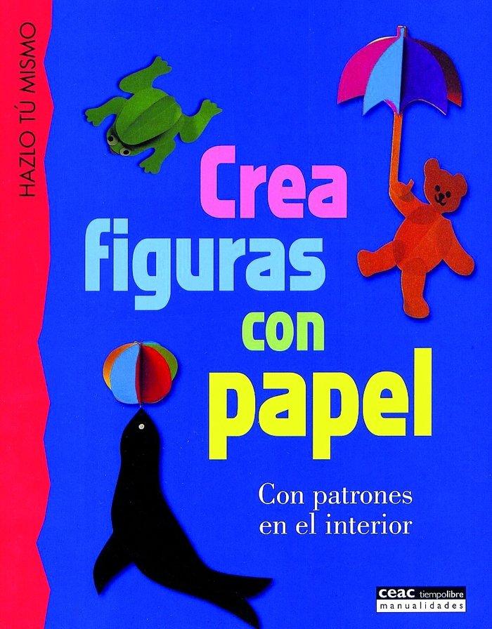 Crea figuras con papel