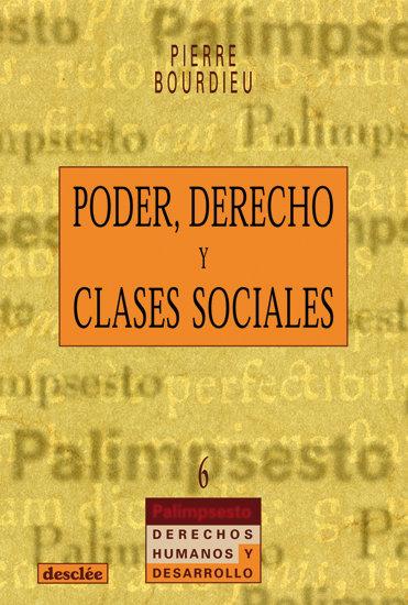 Poder derecho y clases sociales