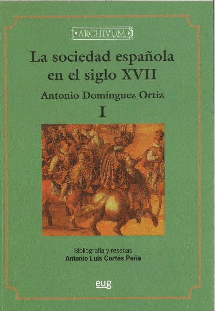 Sociedad española siglo xvii,la 2vol.
