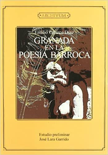 Granada en la poesia barroca