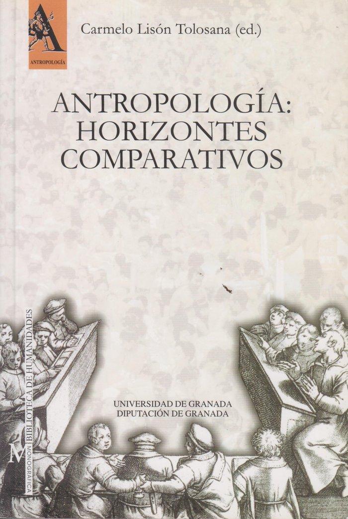 Antropologia horizontes comparativos