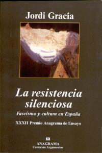 Resistencia silenciosa xxxii premio ensayo